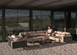 Lounge set modulare FOLD