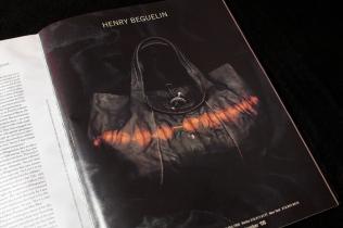 "Sul magazine Usa ""W"", 2006, per HenryBeguelin [ Ph. Matteo Cirenei ]"