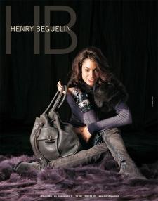"Su ""Elle Extra"", 2007, per HenryBeguelin [ Ph. Matteo Cirenei ]"