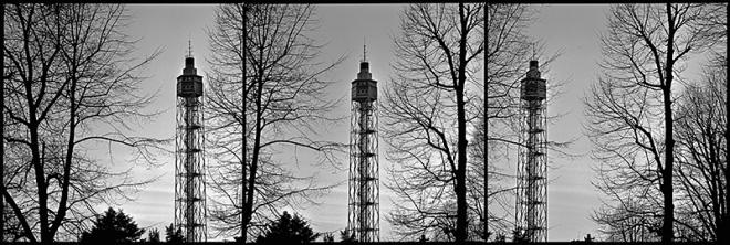 #12010404, La torre svelata, trittico, Milano, 2012 - 5 esemplari + 2 ap