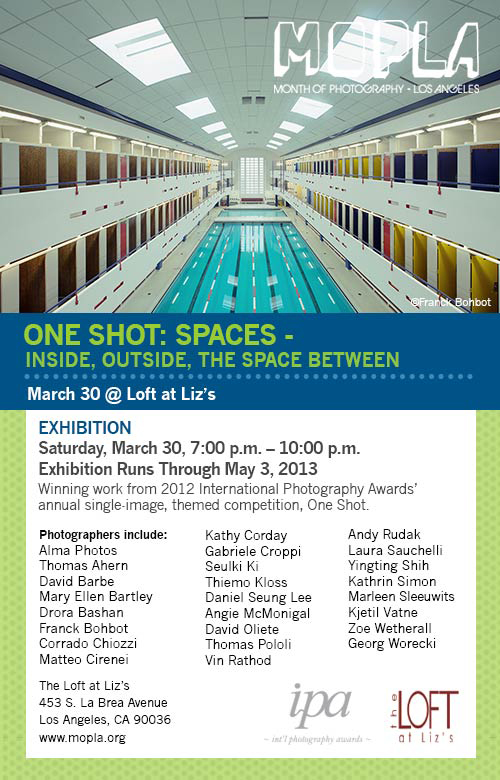 One shot: [Spaces] exhibition 2012