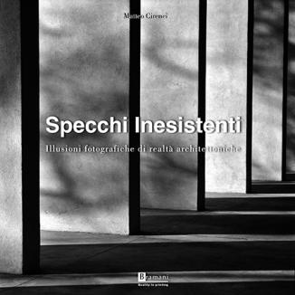 """Copertina catalogo mostra """"Specchi Inesistenti"""""""