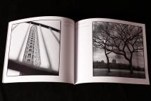"""Pagine interne del catalogo della mostra """"Diaframmi Visuali"""""""