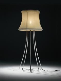 Lampada 3D, still-life