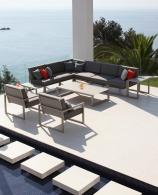 Un'altra configurazione del salotto Ninix Lounge