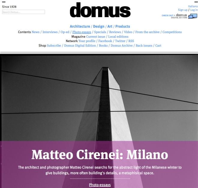 Domus-Portfolio