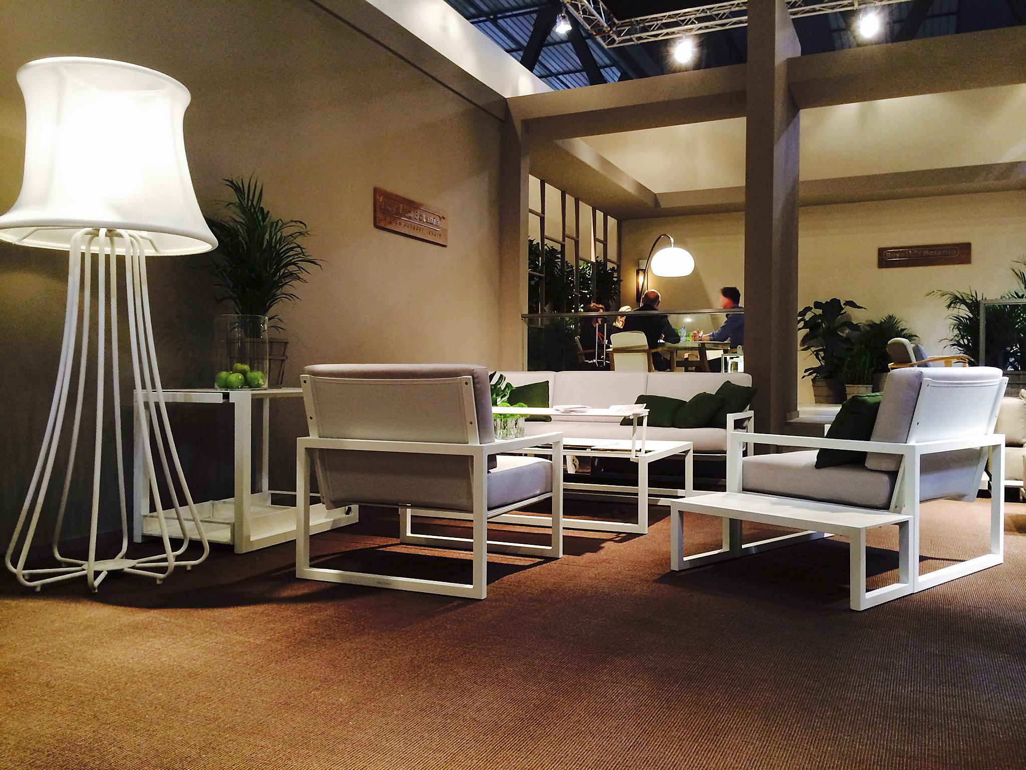 Le novità di Royal Botania al Salone del Mobile 2014: una ...