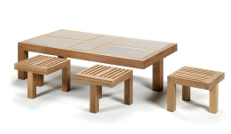 LOW SIDE TABLE SET - NAR 43