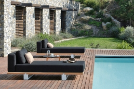 Vigor lounge daybed
