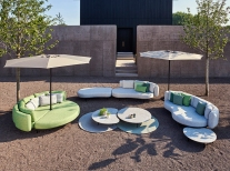 Organix Lounge e ombrelloni Palma